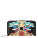 Egyptian Eyes Wallet, ${color}