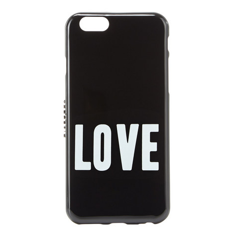 Love Logo iPhone 6 Case, ${color}