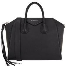 Antigona Tassel Detail Bag Medium