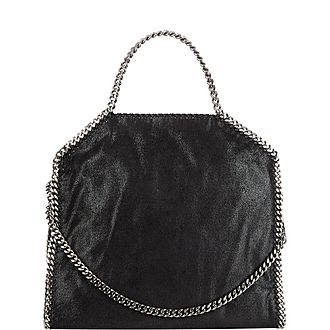 Falabella Small Shaggy Deer Tote Bag