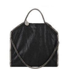 Falabella Shaggy Deer Tote Small