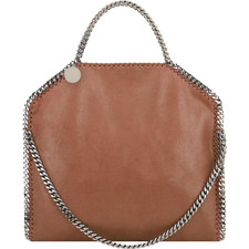 Falabella Shaggy Deer Foldover Tote
