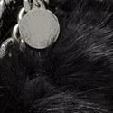 Falabella Mini Faux Fur Bag, ${color}