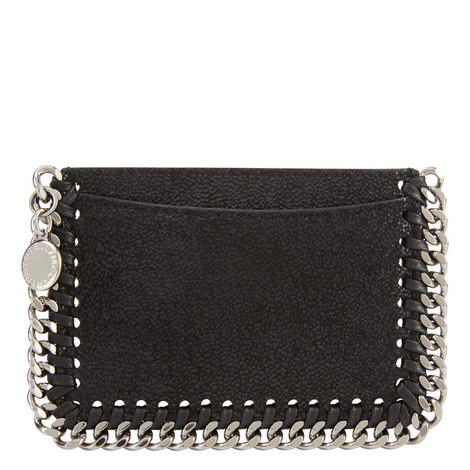 Falabella Shaggy Deer Card Holder, ${color}
