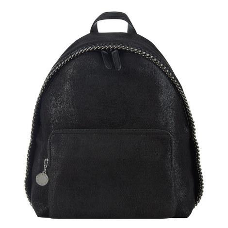 Falabella Shaggy Deer Backpack Mini, ${color}