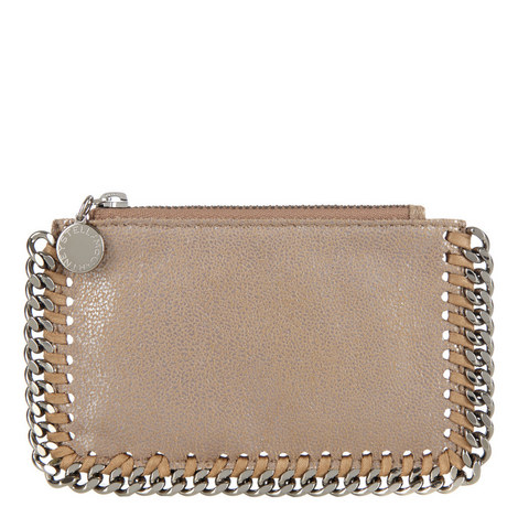 Falabella Shaggy Deer Cardholder, ${color}