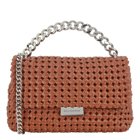 Becks Woven Shoulder Bag, ${color}