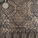 Falabella Python-Embossed Wallet, ${color}