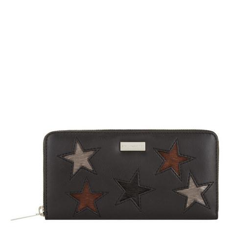 Star Zip-Around Wallet, ${color}