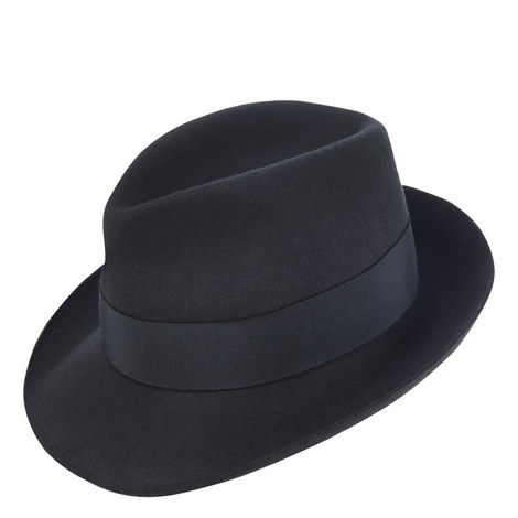 Wool Trilby Hat, ${color}