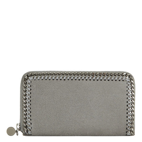 Falabella Zip-Around Wallet, ${color}
