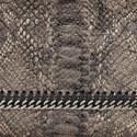 Falabella Python Shoulder Bag, ${color}