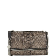 Falabella Python Shoulder Bag