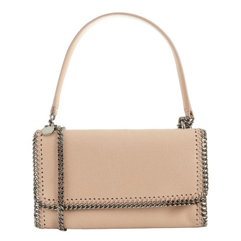 Falabella Shaggy Deer Shoulder Bag, ${color}