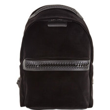 Falabella Shaggy Deer Velvet Backpack