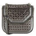 Falabella Flap Box Crossbody Small, ${color}