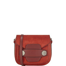 Alter Suede Saddle Bag Small
