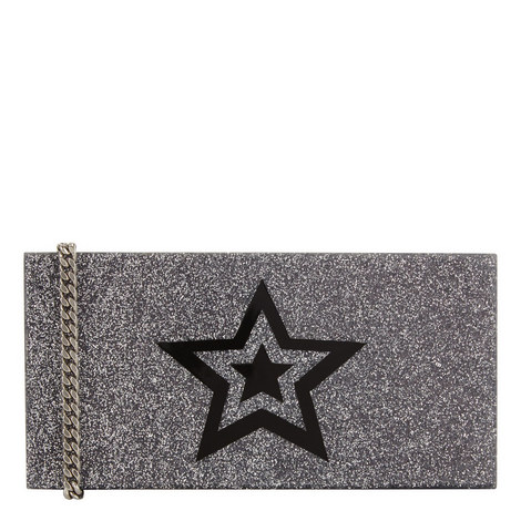 Glitter Star Box Clutch Bag, ${color}