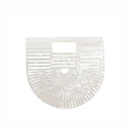 Ark Acrylic Clutch Bag Mini, ${color}