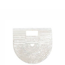 Ark Acrylic Clutch Bag Mini