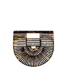 Ark Acrylic Mini Clutch Bag