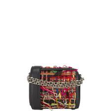 Tweed Box Crossbody Bag