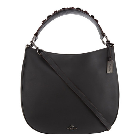 Nomad Leather Hobo, ${color}