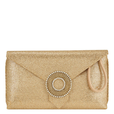 Edith Glitter Clutch, ${color}
