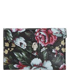 Floral Envelope Credit Cardholder