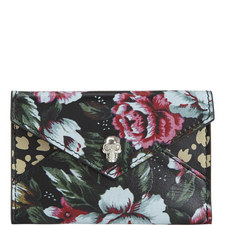 Floral Envelope Credit Card Holder