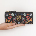 Insignia Obsession Continental Wallet, ${color}
