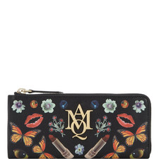 Insignia Obsession Continental Wallet