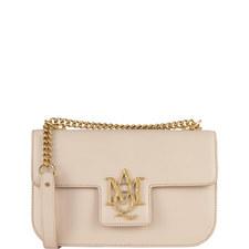 Insignia Chain Satchel Bag