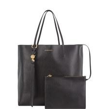 Skull Open Shopper Handbag
