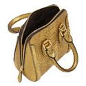 Heroine Python Bag Small, ${color}