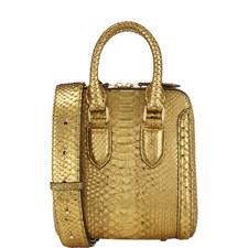 Heroine Python Bag Small