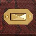 Python Box Crossbody Bag Medium, ${color}