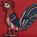 Rooster Appliqué Camera Bag, ${color}