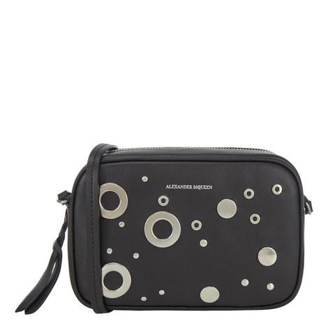 Eyelet Leather Camera Bag, ${color}