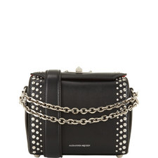 Studded Box Bag