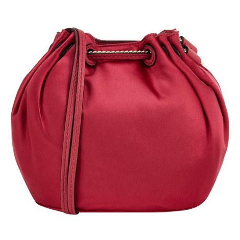 Satin Drawstring Bag, ${color}