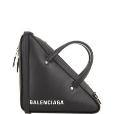 Triangle Shopper Bag Small