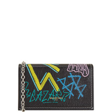 Bazar Graffiti Clutch