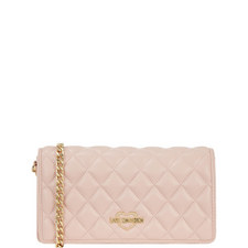 Quilted Shoulder Bag Small