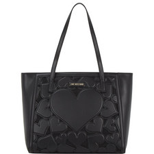 Heart Detail Shopper Bag