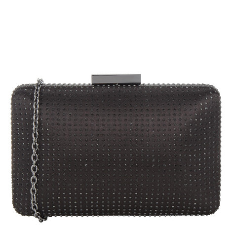 Crystal Box Clutch Bag, ${color}