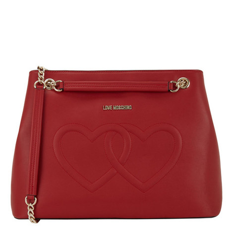 Heart Embroidered Shopper, ${color}