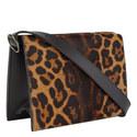 Leopard Print Shoulder Bag Mini, ${color}