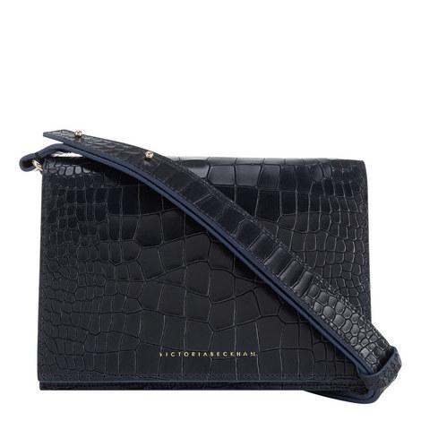 Leather Shoulder Bag Mini, ${color}