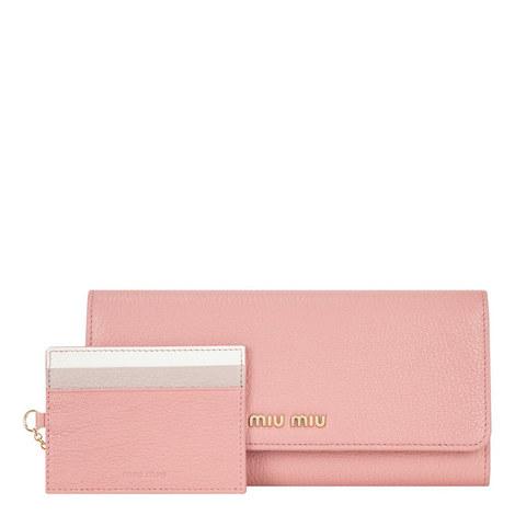 Continental Flap Wallet, ${color}